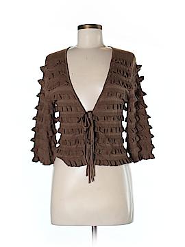 Herve Leger Silk Cardigan Size M