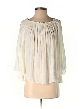 Lola & Sophie Long Sleeve Blouse Size M