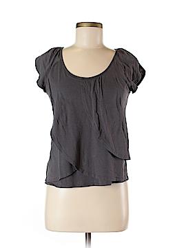 Go International Short Sleeve Top Size M
