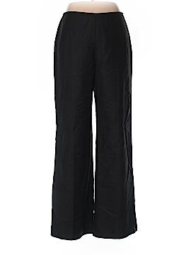 Ann Taylor Silk Pants Size 10