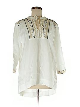 Grace Elements 3/4 Sleeve Blouse Size L
