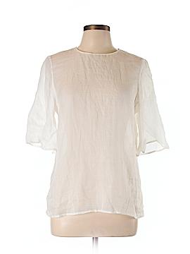 Jill Stuart Short Sleeve Blouse Size 10