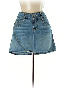 Tag + jeans Denim Skirt 28 Waist
