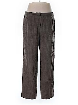 Rena Rowan Wool Pants Size 18 (Plus)