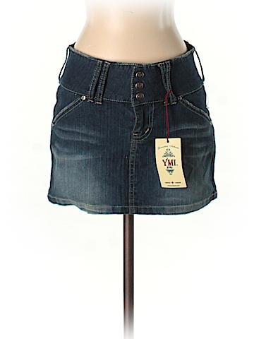 YMI Denim Skirt Size 3