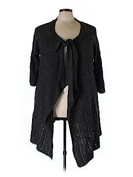 Silhoutte Cardigan Size 2X (Plus)