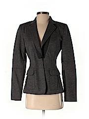 Elie Tahari Women Wool Blazer Size 2