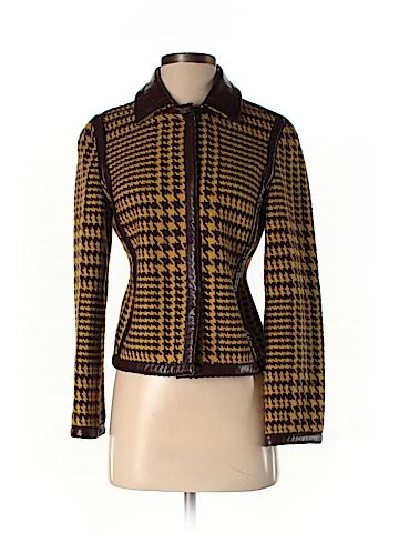 Philosophy di Alberta Ferretti Wool Blazer Size 4