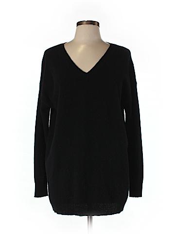 Halogen Cashmere Pullover Sweater Size L (Petite)