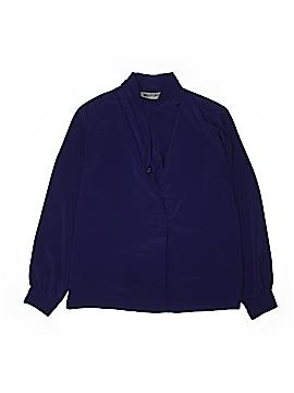 Yves St. Clair Long Sleeve Blouse Size 8