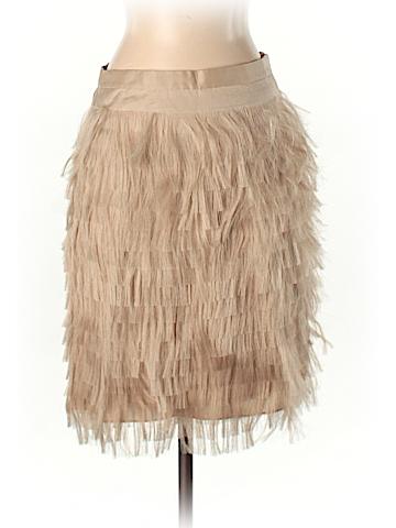 J. Crew Collection Silk Skirt Size 0