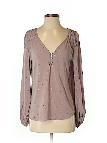 Rebecca Taylor Long Sleeve Blouse Size 2