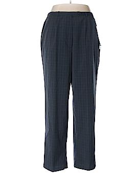 Sag Harbor Dress Pants Size 16w