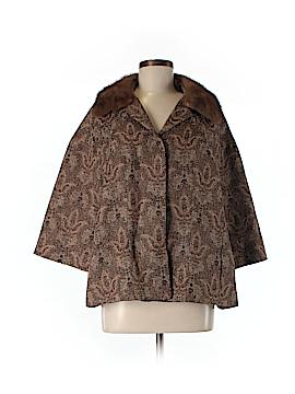 Alberta Ferretti Collection Coat Size 6