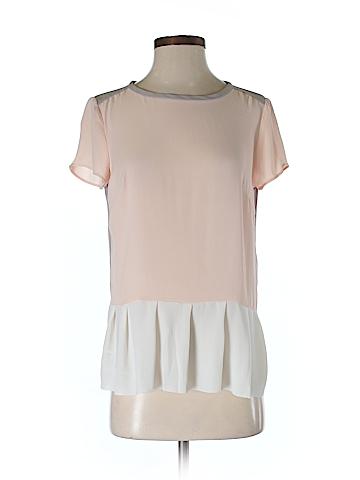 Ann Taylor LOFT Short Sleeve Blouse Size S (Petite)