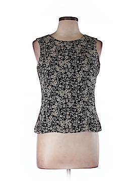 Casual Corner Sleeveless Silk Top Size 10