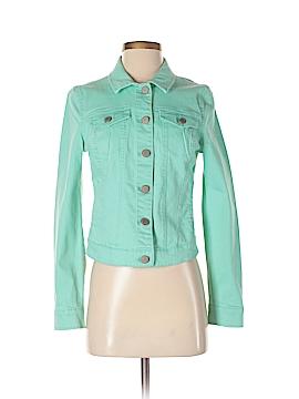 Romeo & Juliet Couture Denim Jacket Size S