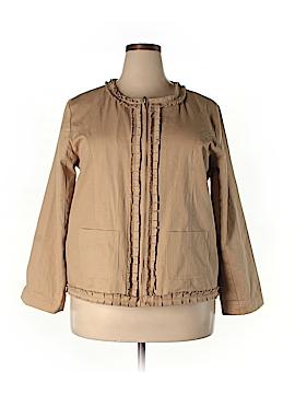 Life Style Jacket Size 1X (Plus)