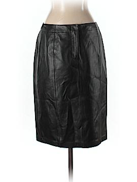 Nine West Leather Skirt Size 2