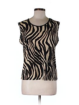 TanJay Short Sleeve Top Size S (Petite)