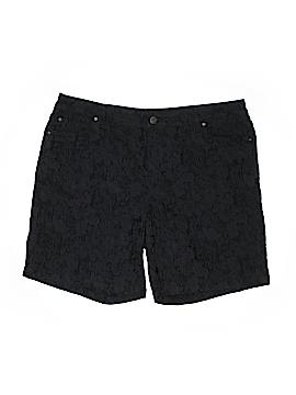 Simply Vera Vera Wang Shorts Size 16