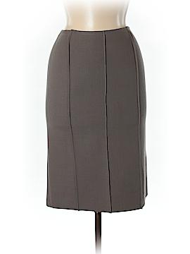 Charles Nolan Wool Skirt Size 2