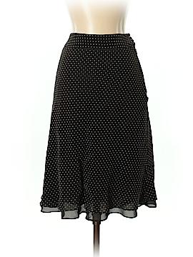 Ann Taylor Silk Skirt Size 0