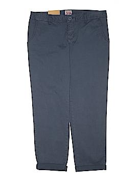 Mossimo Khakis Size 7