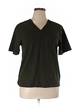 Erika Short Sleeve Top Size XL