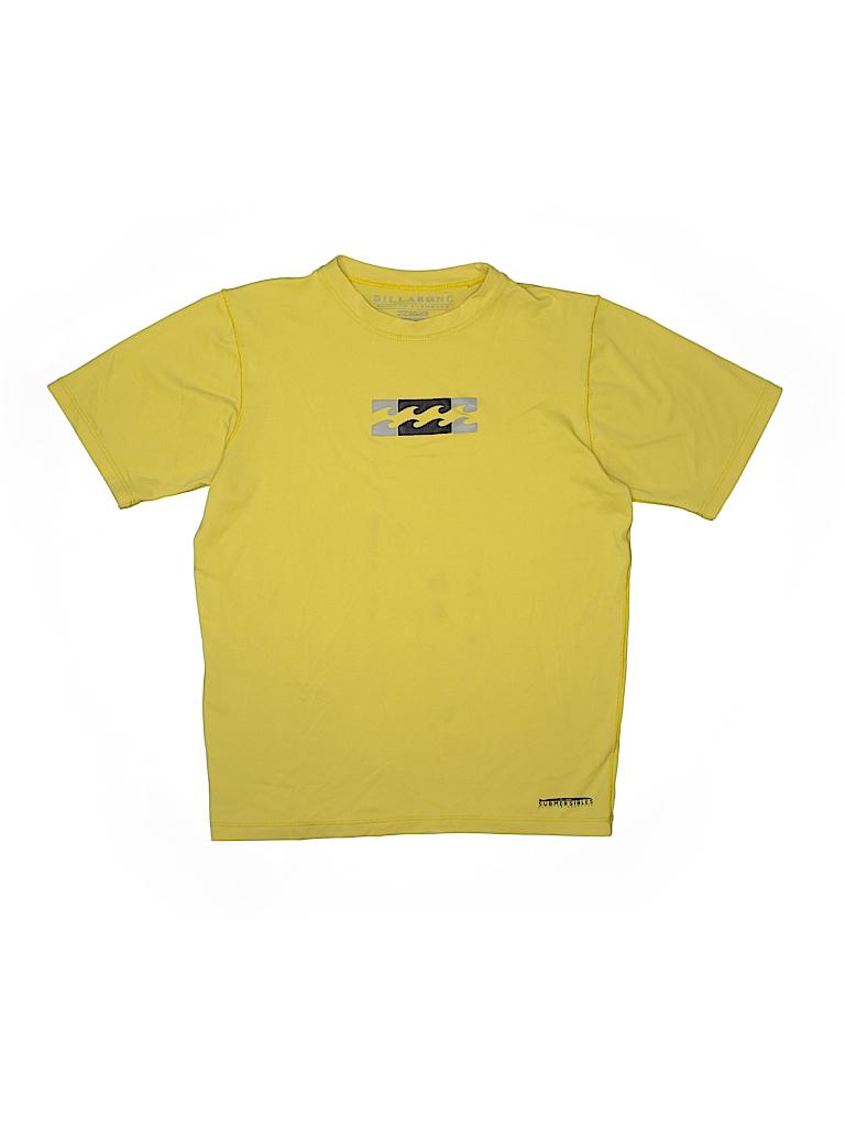Billabong Boys Short Sleeve T-Shirt Size 16