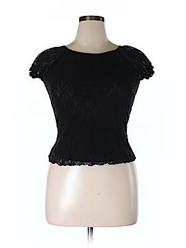Newport News Short Sleeve Top Size XL