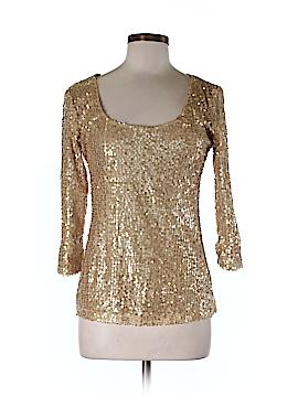 Andrea Behar 3/4 Sleeve Blouse Size S