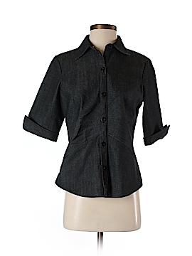 Penta 3/4 Sleeve Button-Down Shirt Size 2