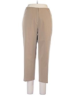 Juliana Collezione Casual Pants Size 14