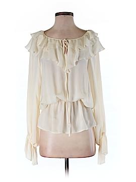 Karina Grimaldi Long Sleeve Blouse Size XS