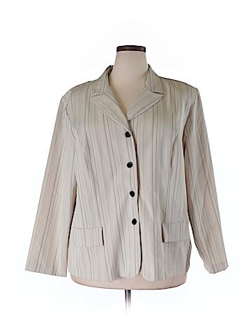 Periwinkle Blazer Size 22W (Plus)