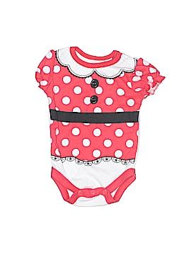 Disney Baby Short Sleeve Onesie Size 0-3 mo