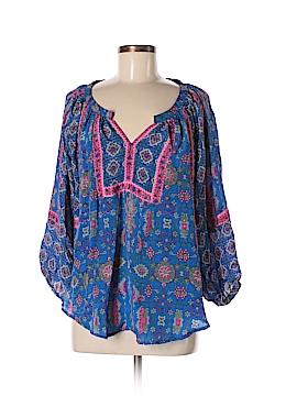 Tolani 3/4 Sleeve Blouse Size M