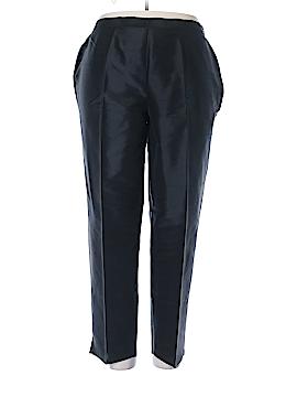 Sutton Studio Silk Pants Size 20 (Plus)
