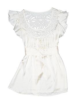 Bizz Short Sleeve Blouse Size S