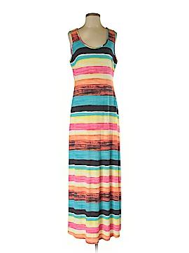 FASHION TO FIGURE Casual Dress Size 0 (Plus)