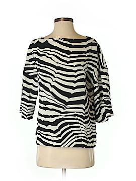 Trina Turk 3/4 Sleeve Blouse Size S