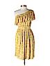 Juicy Couture Women Silk Dress Size L