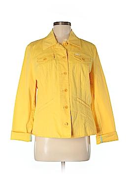 Faconnable Denim Jacket Size M