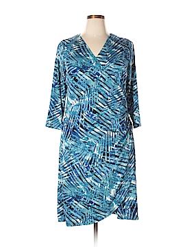 Avenue Casual Dress Size 14/16 Plus (Plus)