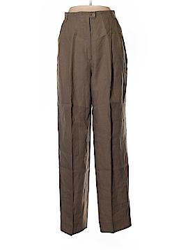 Zanella Linen Pants Size 10