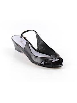 Delman Shoes Wedges Size 8 1/2