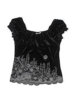 Byer Girl Short Sleeve Blouse Size 12 mo