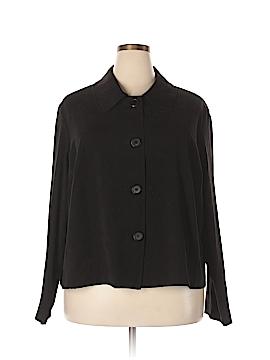Briggs New York Jacket Size 24 (Plus)