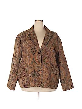 Erin London Coat Size 3X (Plus)